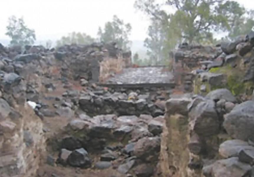 Descobertas ruínas do portão de cidade bíblica
